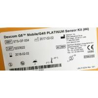 1 уп. сенсоров (4 шт ) Dexcom G5 Mobile
