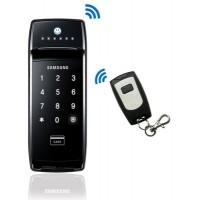 Замок дверной Samsung SHS-2320W XMK/EN