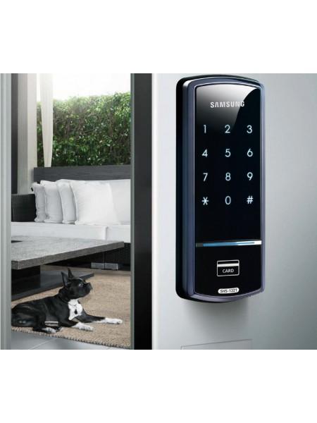 Замок дверной Samsung SHS-1321 XAK/EN