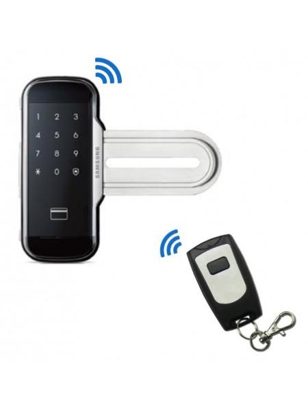 Замок дверной Samsung SHS-G517W +пульт д/у