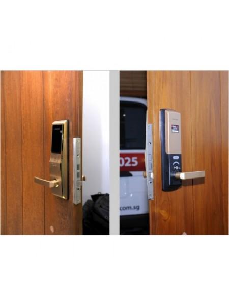 Замок дверной Samsung SHS-H705 FBG/EN (5230)