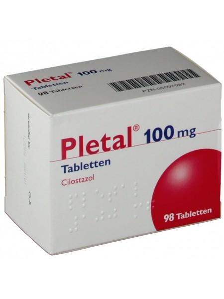 Плетал 100 мг Pletal