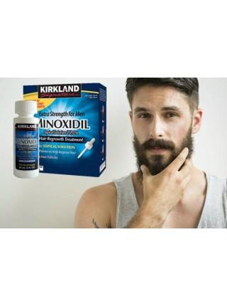 MINOXIDIL KIRKLAND 5% - 6 флаконов (6 месяцев)