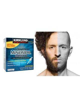 MINOXIDIL KIRKLAND 5% - 12 флаконов (12 месяцев)