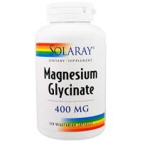 Solaray, Magnesium Glycinate, 400 mg,
